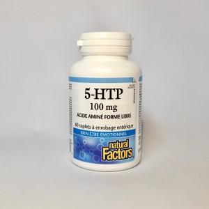 5-HTP 100 mg 60 comprimés