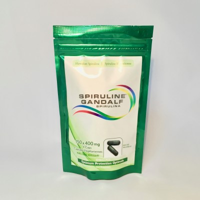 Spiruline Gandalf 150x400mg